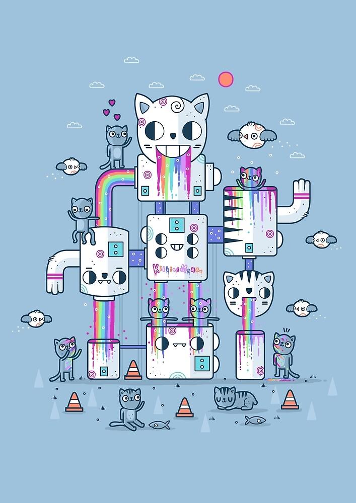 KittiesMama\'s Cat Factory! Limited Edition 2015\