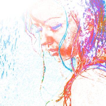 Beauty in the rain by fallenangel1979