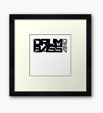 Drum & Bass  Framed Print