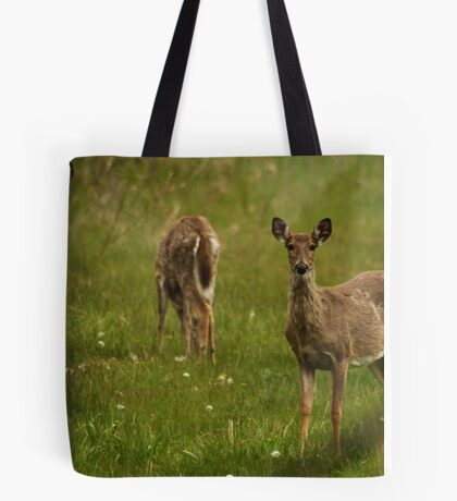 Three Deer Tote Bag