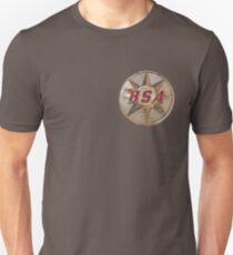 BSA Patch t shirt design Unisex T-Shirt