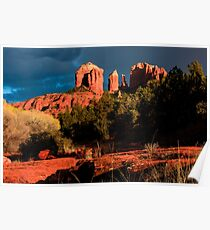 Cathedral Rock Sedona Poster