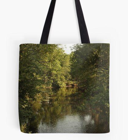 The Bark River Tote Bag