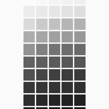 5×10 shades of grey by inkspillage
