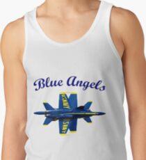 Blue Angels Flight Demonstration Team Tank Top