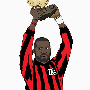 TRS George Weah by TheReserveSquad