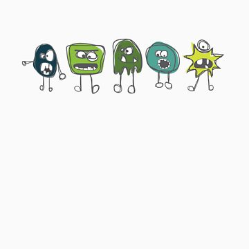 Monster Group by akdesign