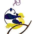 Panda ride by JayZ99