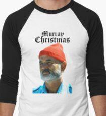 Murray Christmas - Bill Murray  Men's Baseball ¾ T-Shirt