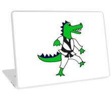 """""""Funny Cool Karate Alligator"""" by naturesfancy   Redbubble   220 x 200 jpeg 5kB"""