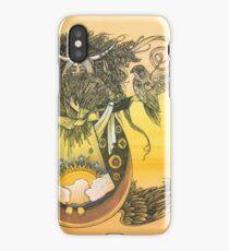 Wheat iPhone Case