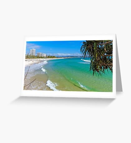 Greenmount Beach Greeting Card