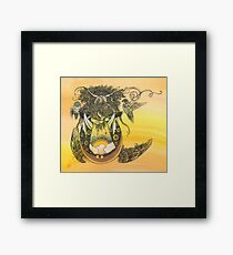 Wheat Framed Print