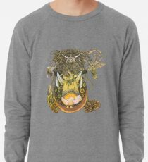 Wheat Lightweight Sweatshirt