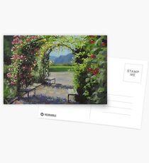 Vineyard Gardens Postcards