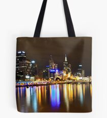 On The Yarra Tote Bag