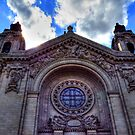 The Cathedral of Saint Paul by shutterbug2010