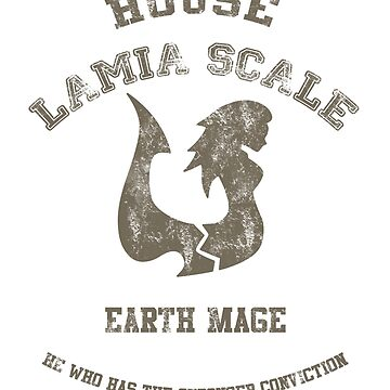 Earth Mage of Lamia Scale by scarletxtears