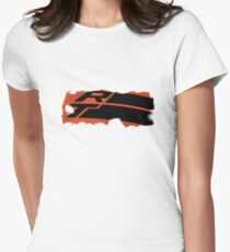 Dodge Challenger R/T TeeShirt Womens Fitted T-Shirt