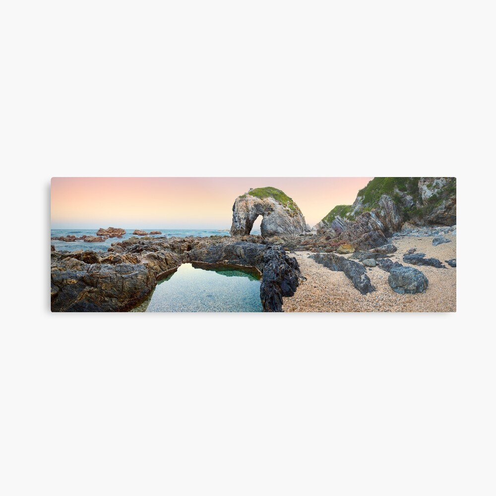 Horse Head Rock, Bermagui, New South Wales, Australia Metal Print