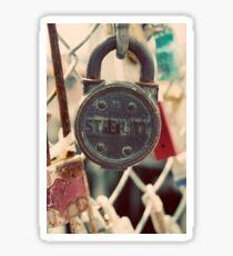 Stability Sticker