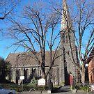 St Mark's Anglican church, Fitzroy by AmandaWitt