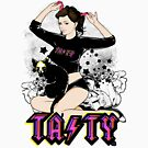 TASTY™ ACDC Pinup Girl by Tasty Clothing