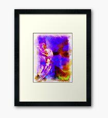 Gaya Framed Print