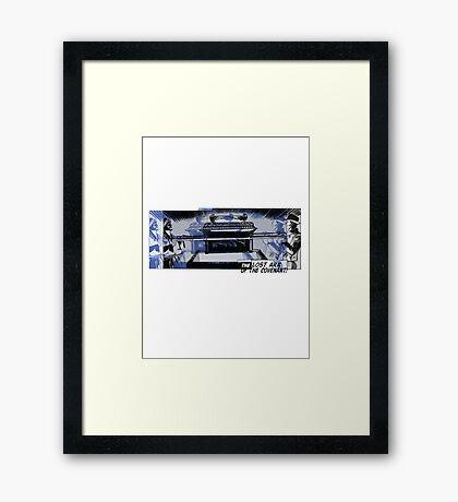 Well of Souls Framed Print