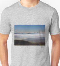 Misty Lanarkshire View Unisex T-Shirt