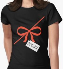 God's Gift To Women Tee Women's Fitted T-Shirt