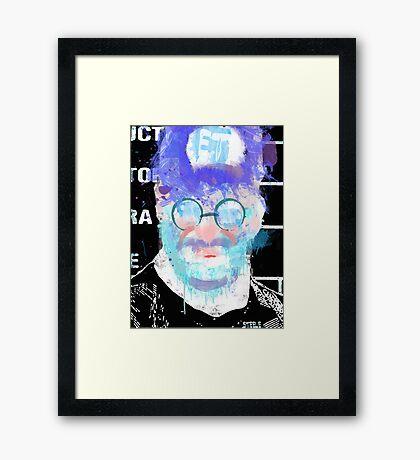 Steven Framed Print
