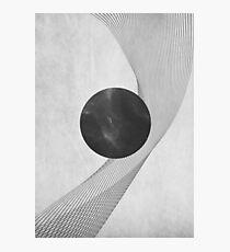 Atom Photographic Print