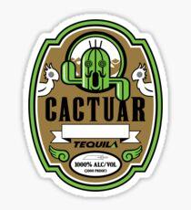 CACTUAR TEQUILA Sticker