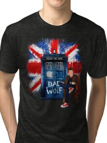 The King Of All Doctor Tri-blend T-Shirt