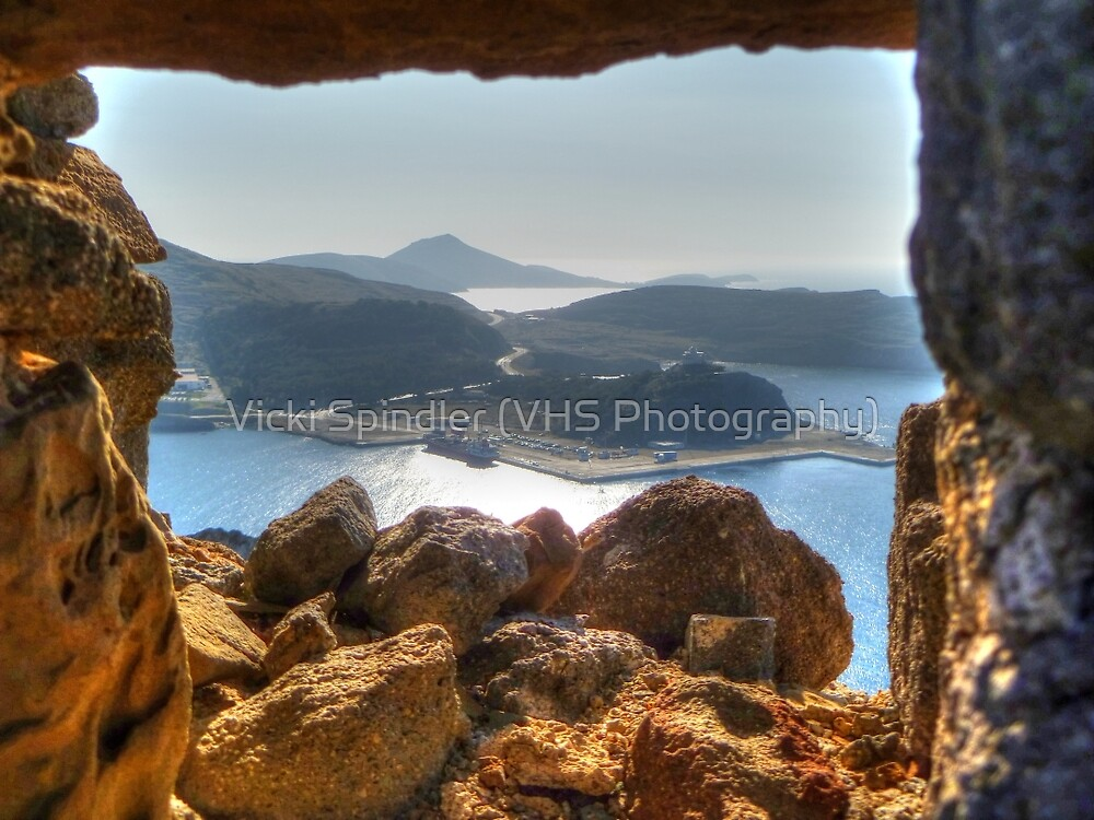 Stone Frame HDR by Vicki Spindler (VHS Photography)