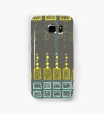 Tesla's Dream Samsung Galaxy Case/Skin