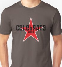 BE CONSTRUCTIVE • Celebrate Vodka T-Shirt
