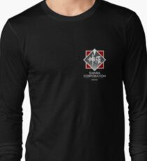 Shinra Corporation - Pocket Print Long Sleeve T-Shirt