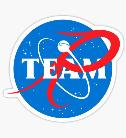 BLASTING OFF AGAIN! Sticker