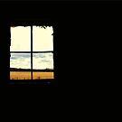 barn window by lucy loomis