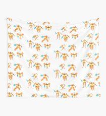 Toon Samus Wall Tapestry
