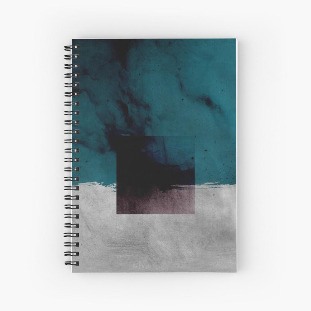Venom Spiral Notebook