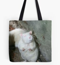Can you help a fella out? Tote Bag