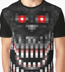 Five Nights at Freddys 4 - Nightmare! - Pixel art Graphic T-Shirt