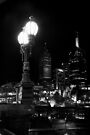 Melbourne Illuminated by Vince Russell