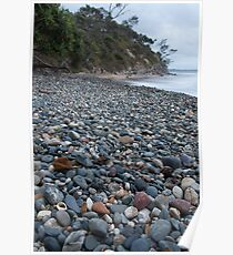 Cobble Beach, Diggers Camp Poster