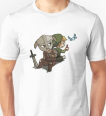 Skyim-Legend of Zelda T-Shirt