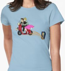 Geronimo! Women's Fitted T-Shirt