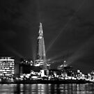 The Shard at Night by KarenM